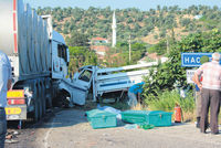 Fifteen farm workers, mostly women, were killed when a milk tanker ran into their pickup truck in Gölmarmara, a district in the western Turkish province of Manisa early on Monday. They were heading...