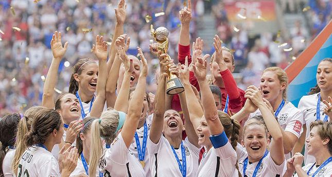 US beats Japan, wins Third Women's World Cup