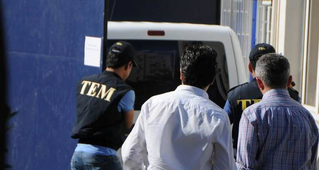 Eight police officers detained in Tahşiye probe