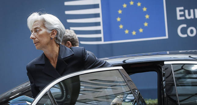 IMF says fund ready to help Greece if asked