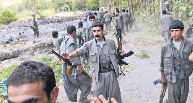 KRG tells PKK to vacate Qandil Mountains