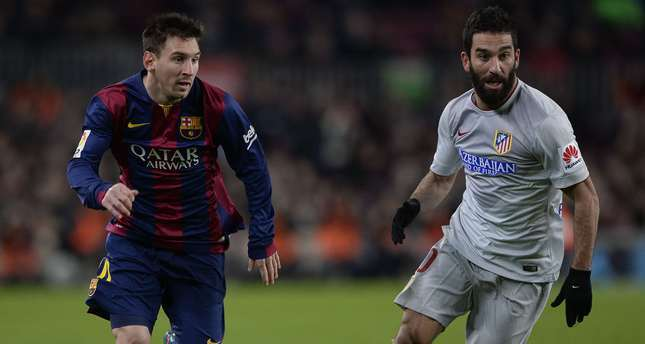 Barcelona sign Turkish star Arda Turan