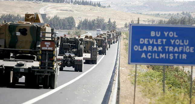 Turkey detains 768 trying to cross illegally from Syria