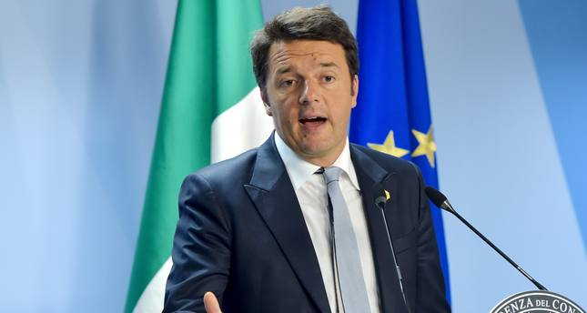Greece has until Sunday to make proposals: Renzi