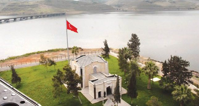 NSA leaked relocation of Ottoman tomb