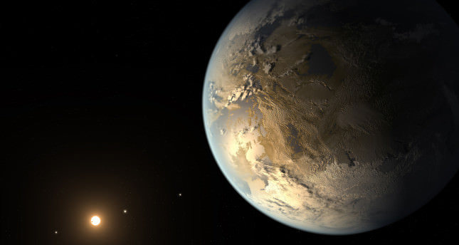 Earth-like planet discovered in 'habitable zone' around ...