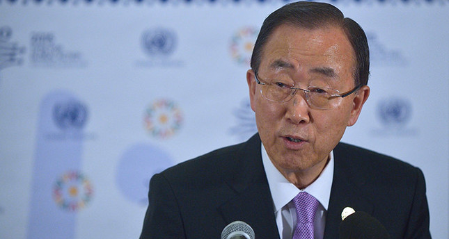 UN chief offers condolences for Turkey, Turkish people