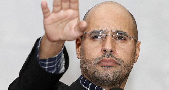 Son of late dictator Gaddafi sentenced to death
