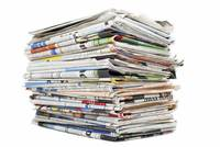 The total circulation of Turkish newspapers and magazines dropped by 7.6 percent in 2014 compared to 2013, according to the latest data on printed media released by the Turkish Statistical...