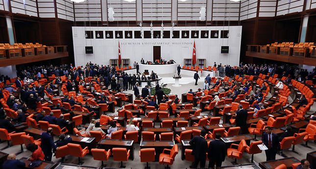 Parliament meets in extraordinary session