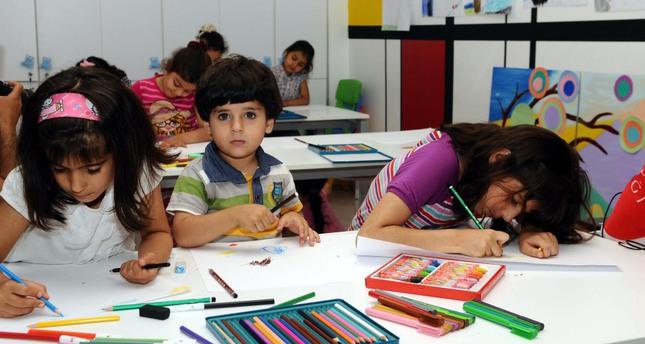 New Istanbul center treats Syrian children fleeing war