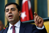 The Chief Public Prosecutor's Office in eastern province of Diyarbakır has launched an investigation on pro-Kurdish Peoples' Democratic Party (HDP) co-chairman Selahattin Demirtaş on Thursday over...