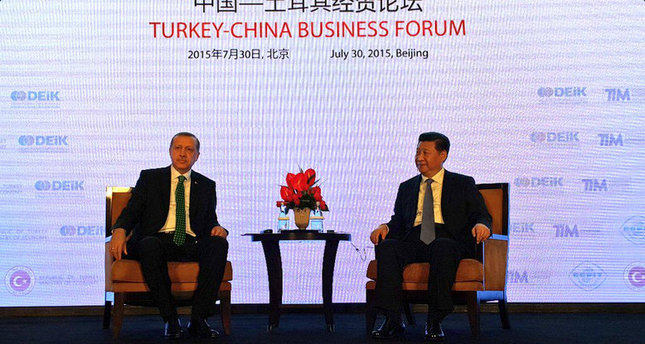 Turkey-China Business Forum to revive Silk Road