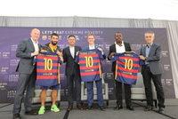 During a 10 day pre-season tour of the United States, F.C Barcelona struggled. The team only received one victory in three exhibition matches. But, the U.S. tour was more rewarding in other ways as...