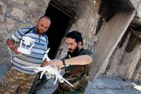 Syrian opposition forces have been defending themselves against Syrian regime forces for the past five years. However, they were able to purchase a drone called Mujahid Phantom despite their...