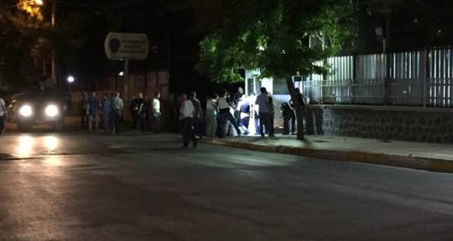 PKK terrorists attack Diyarbakır Police Department
