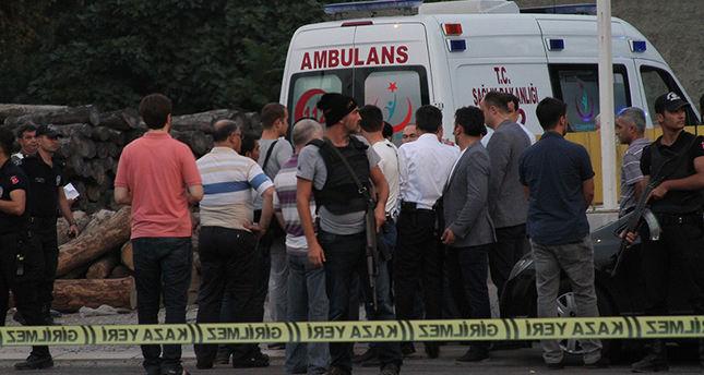 PKK terrorist attack kills 2 police in Adana
