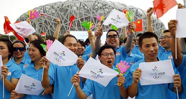2022 Winter Olympics to be held in Beijing, China