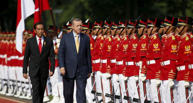 Erdoğan calls on international community to unite against ISIS