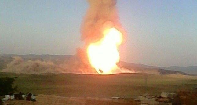 KRG slams PKK over attack on key pipeline