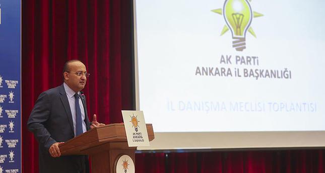 Deputy PM criticizes HDP for 'terror propaganda'