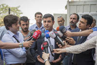 Co-Chairman of the pro-Kurdish Peoples' Democratic Party (HDP), Selahattin Demirtaş, called on the outlawed PKK to lay down arms, while admitting that the state has the right to protect itself...