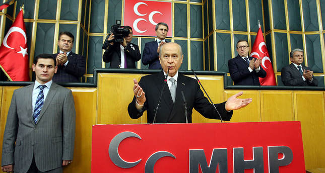 MHP urges AK Party, CHP to form government