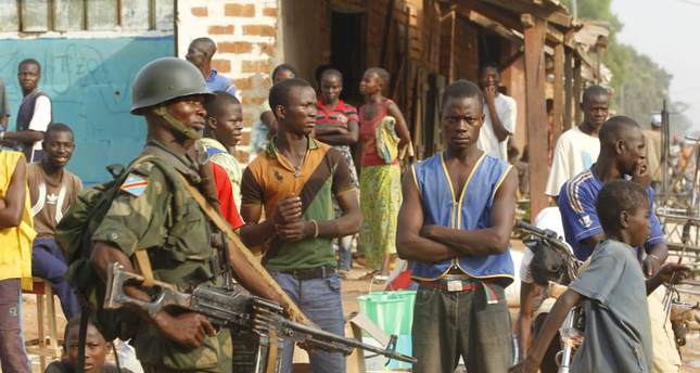 Amnesty: Muslims in CAR forced to abandon religion