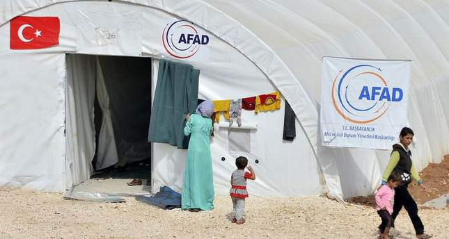AFAD ready to build camps in Syrian safe zone immediately
