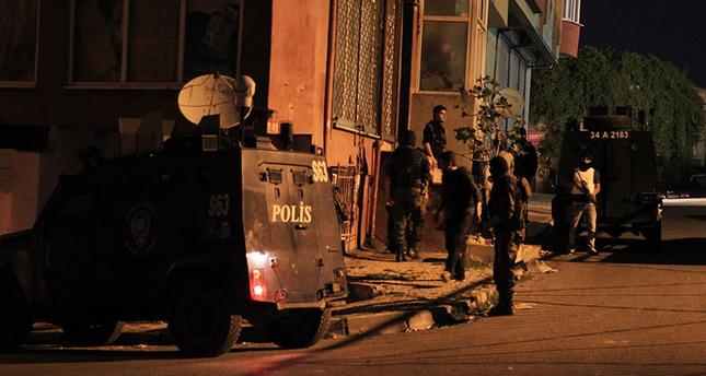 Police target DHKP-C terrorists in Istanbul dawn raid