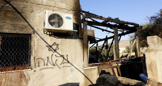 Jewish group's arson to bring coming of Messiah closer