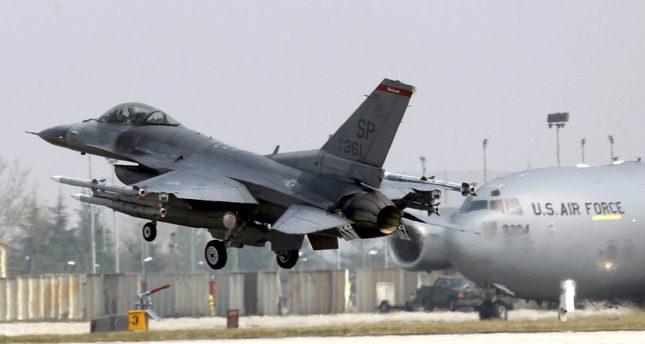 US jets begin to deploy at Incirlik after Turkey's OK