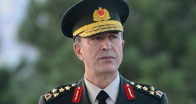 Hulusi Akar appointed as new chief of General Staff