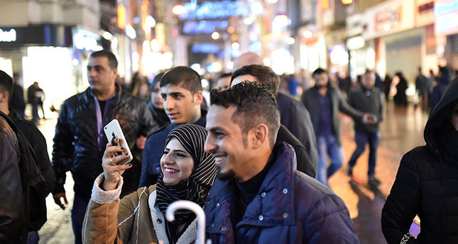 Arab tourists on the rise in Istanbul