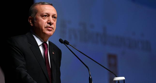 Турция является надеждой всех мусульман в мире, сказал Эрдоган