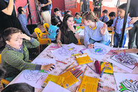 Small Projects Istanbul is an excellent grassroots organization that provides language training, community projects and scholarships to assist Syrian refugees displaced by the conflict to remain...
