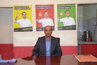 Pro-Kurdish Peoples' Democratic Party's (HDP) head for the Eleşkirt party branch in Ağrı province was reportedly caught by security units while he was taking two people in his vehicle to hand them...