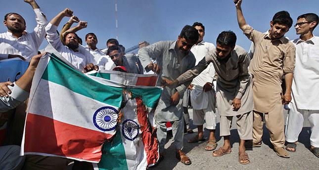 Cross-border fire kills nine in India-Pakistan frontier