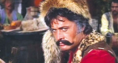 Cüneyt Arkın also has an extraordinary reputation because he starred in the 1982 film