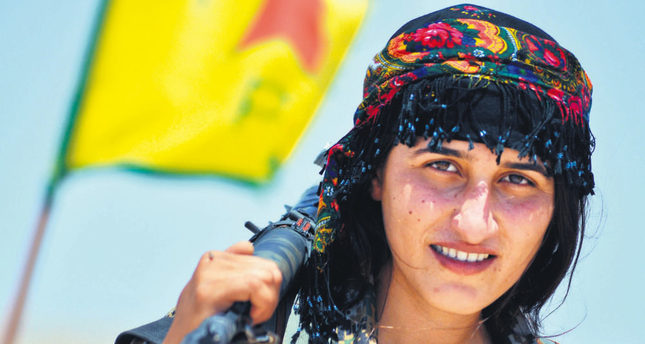 Reality behind YPG heroines: Intimidation