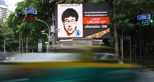 Thai police arrest Bangkok shrine bombing suspect