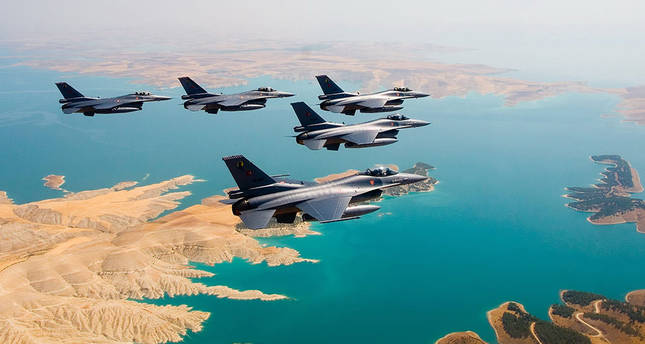 Turkish jets join US-led coalition airstrikes against ISIS