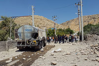 PKK terrorists remotely detonated explosives on a road, killing one child and critically injuring another on Sunday in Silvan district of Turkey's southeastern Diyarbakır province.