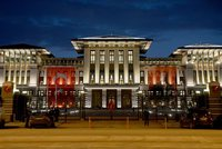 Beştepe Presidential Palace witnessed its first traditional Victory Day commemoration reception on Sunday, held by President Recep Tayyip  Erdoğan and hosted over 1,800 guests including the new...