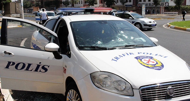 PKK terrorist kills police officer in Diyarbakır