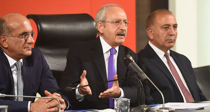 The Republican People's Party (CHP) Chairman Kemal Kılıçdaroğlu stated that the party will enter the snap election on November 1 with almost the same list of MPs from the June 7 general election...