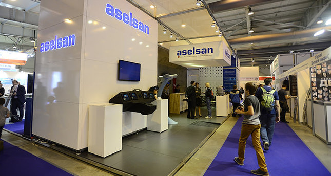 ASELSAN in negotiations with Russian, EU companies