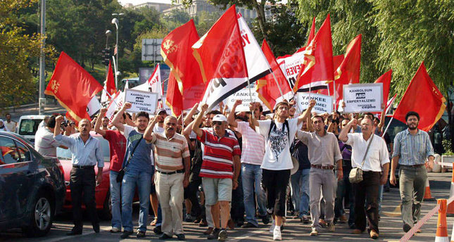 Turkish communists manage to split into 3 in a year
