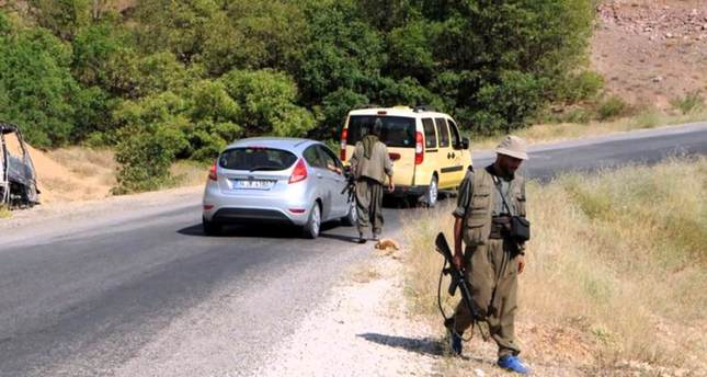 PKK blocks road, kills doctor in southeastern Turkey