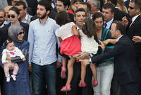 Turkish diplomat Öztürk Yılmaz spent 101 days in captivity after ISIS terrorists raided Turkey's Mosul Consulate, taking him and 49 others at the embassy as prisoner in June 2014. One year later,...